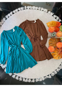 Luna ruha két színben