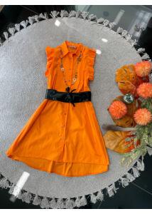 A vonalú vászonruci-narancs
