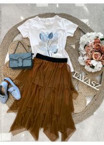 Mini kék táska