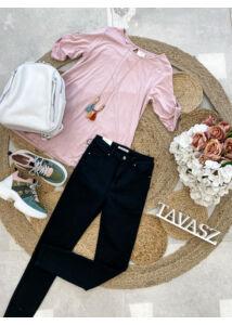 Nyakláncos felső-rózsaszín