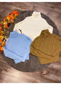 Becky pulóver több színben