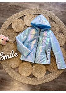 Hologrammos tavaszi kabát