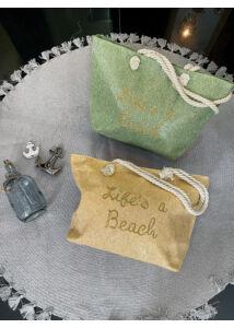Strand táskák