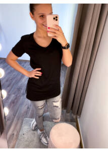 Basic póló-fekete