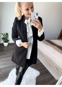 Fekete kabátka