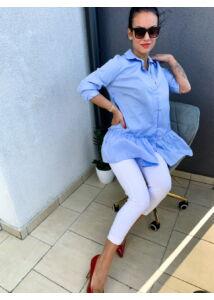 Kék hosszított ing