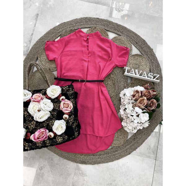 Öves tunika-pink