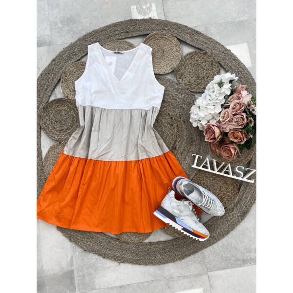 Tricolor ruci-narancs