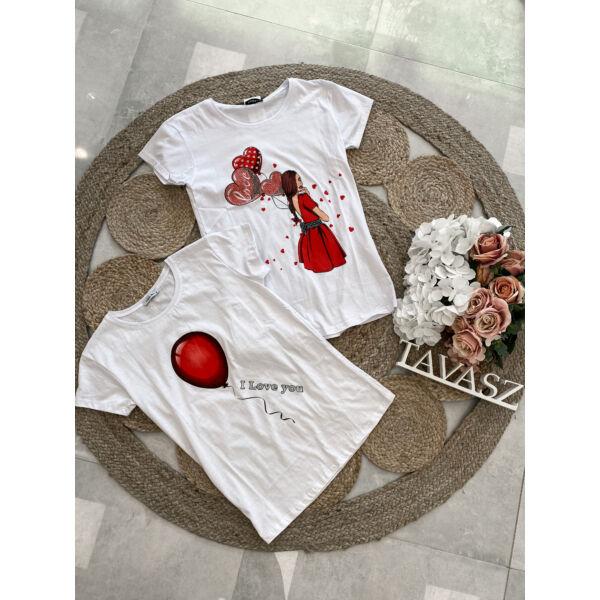 Szívecskés pólók