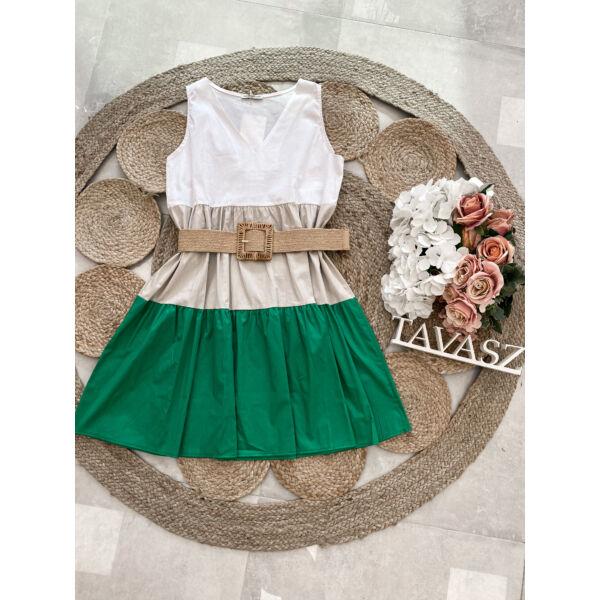Tricolor ruci-zöld