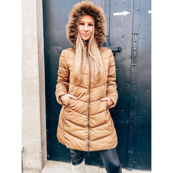 Dream kabát-barna