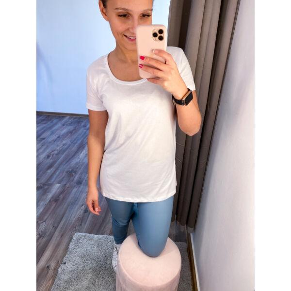 Basic póló-fehér